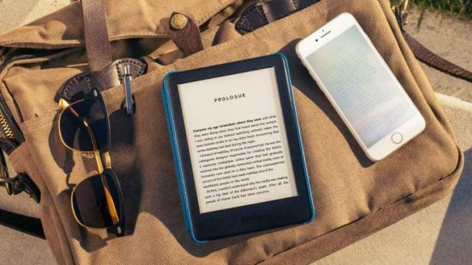 Amazon Kindle e-четец